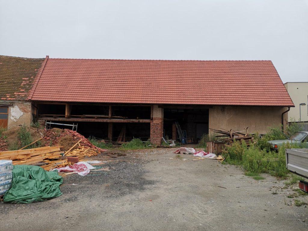 Stav po rekonstrukci 10/2019
